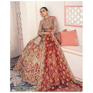 Gulaal | Shehrnaz Bridal Collection 20 | B-3 Zubia
