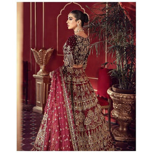 Gulaal | Shehrnaz Bridal Collection 20 | B-5 Husna