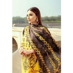 Ramsha | Lawn Chevron Collection | C-210