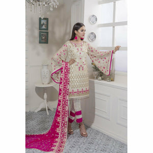 Maryum N Maria Chiffon Collection | Oriental Fantasy - FMM-301
