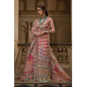 Crimson |  Luxe by Saira Shakira 19 | D1-B - House of Faiza