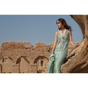 Crimson |  Luxe by Saira Shakira 19 | D2-A - House of Faiza