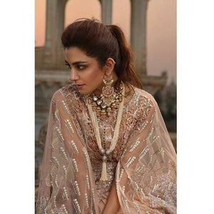 Crimson |  Luxe by Saira Shakira 19 | D2-B - House of Faiza