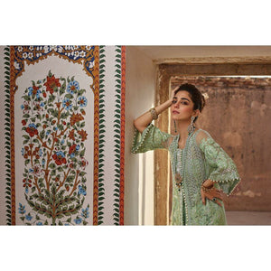 Crimson |  Luxe by Saira Shakira 19 | D4-A - House of Faiza