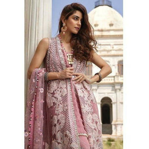 Crimson |  Luxe by Saira Shakira 19 | D4-B - House of Faiza