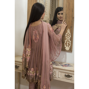 Areesh by Maryum N Maria Luxury Chiffon Collection | D-06