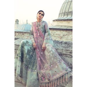 ELAN 07 SUMEYYE | Fully Stitched Embroidered Women's Suit