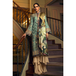 ELAN 03 IREM | Printed, Embroidered Fully Stitched Women's Suit