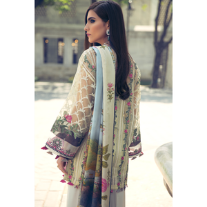 ELAN 02 MERVE | Printed, Embroidered Fully Stitched Women's Suit