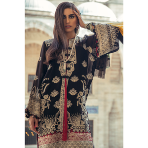 ELAN 06 ZEYNEP | Printed, Embroidered Fully Stitched Women's Suit