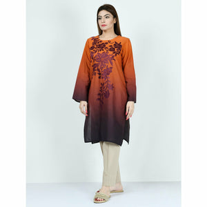 Limelight | Embroidered Cambric | 2Pc | 01 - House of Faiza