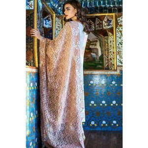 ERUM KHAN - LUXURY EID COLLECTION 08 | Embroidered Women's Suit