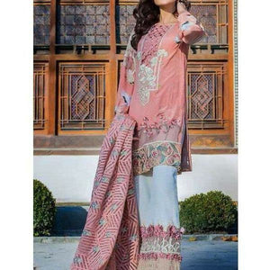 ERUM KHAN - LUXURY EID COLLECTION 05 | Embroidered Women's Suit