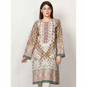 Limelight | Embroidered Lawn | 2 Pc | 02 - House of Faiza