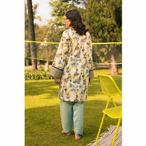 Sapphire | Lawn Vol 2 | 2 Piece | Foliole - House of Faiza
