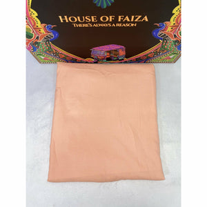 HOF | UNSTITCHED EMBROIDERED CHIFFON | 07 - House of Faiza