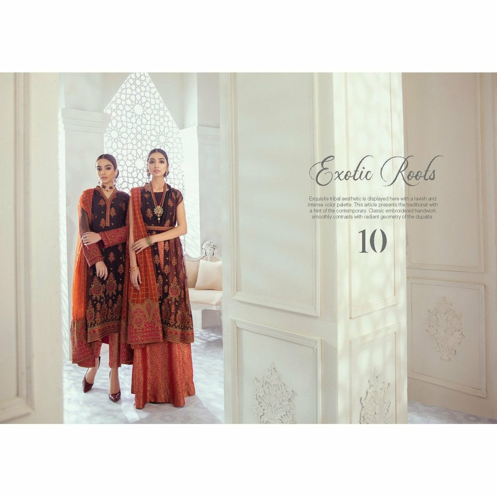 Iznik | Imperial Dreams 20 | Design 10 - House of Faiza