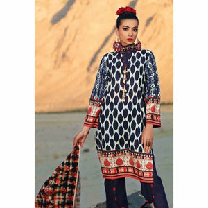 Gul Ahmed Craft Winter Collection 19 – K-63