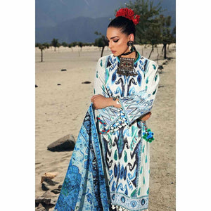 Gul Ahmed Craft Winter Collection 19 – K-79 - House of Faiza