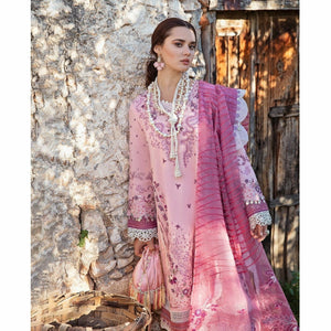 Republic Womenswear | Selene Luxury Lawn 21 | D08-A (Rinaz) - House of Faiza