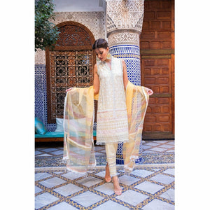 Sobia Nazir | Luxury Lawn 2020 | 12A - House of Faiza