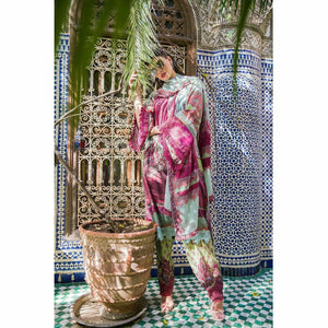 Sobia Nazir | Luxury Lawn 2020 | 14A - House of Faiza