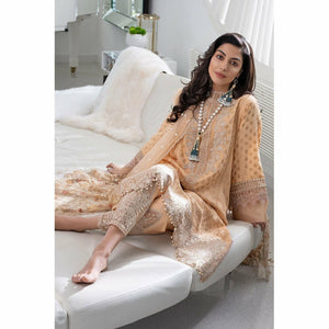 Sobia Nazir | Luxury Lawn 2021 | Design 14A - House of Faiza