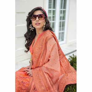 Sobia Nazir | Luxury Lawn 2021 | Design 03A - House of Faiza