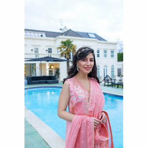 Sobia Nazir | Luxury Lawn 2021 | Design 09B - House of Faiza
