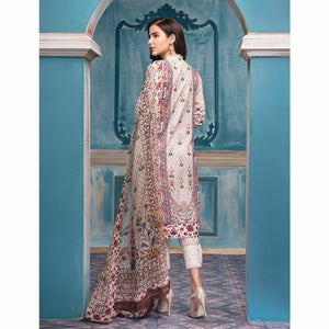 Khas Lawn Collection 2018 - Vol 4 - MIMOSA KCE-6025