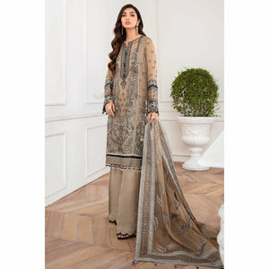 Mahpare Luxury Chiffon Collection 20 | Nirush - House of Faiza