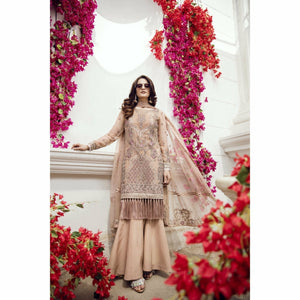 IMROZIA PREMIUM - 08 The Pastel Queen | Embroidered Fully Stitched Women's Suit