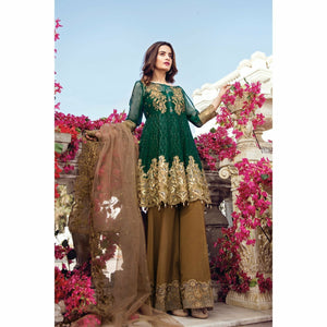 IMROZIA PREMIUM - 07 The Star Dust | Embroidered Fully Stitched Women's Suit