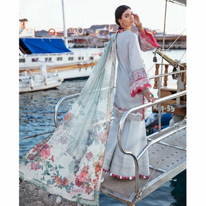 Republic Womenswear | Selene Luxury Lawn 21 | D11-B (Celal) - House of Faiza