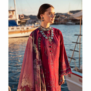 Republic Womenswear | Selene Luxury Lawn 21 | D11-A (Celal) - House of Faiza