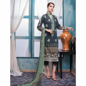 Khas Lawn Collection 2018 - Vol 4 - RENAISSANCE DRAMATIC KCE-6024