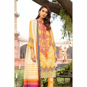CHARIZMA SIGNATURE LAWN COLLECTION EMBROIDERED 20 - 06 - House of Faiza