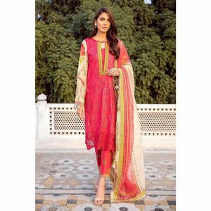 CHARIZMA SIGNATURE LAWN COLLECTION EMBROIDERED 20 - 09 - House of Faiza