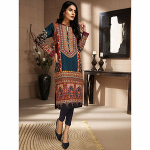 Baloch Jewels Shirt&Trousers (Khaddar)