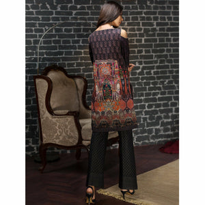 Bright Night Shirt&Trousers (Khaddar)