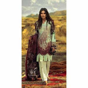 Digital Printed Khaddar suit, salwar kameez online uk, pakistani designer clothes online uk