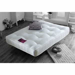 Khloe Plush Velvet Bed - Silver Grey - House of Faiza