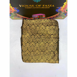 HOF | UNSTITCHED EMBROIDERED KHADDI | 03 - House of Faiza