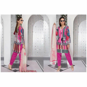 Eshaisha Embroidered Lawn Collection DESIGN 01