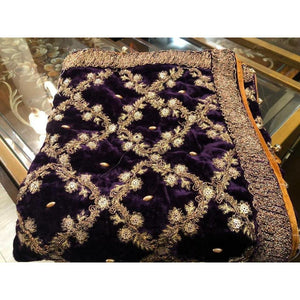 VELVET SHAWLS Presenting Bridal | A-03 | WINTER WRAPS