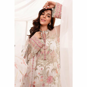 Inaara |  Bahaar Chiffon 20  | LOOK 02 - House of Faiza