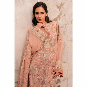 Inaara |  Bahaar Chiffon 20  | LOOK 04 - House of Faiza