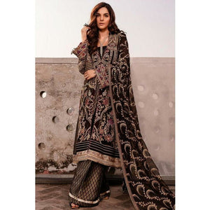 Inaara |  Bahaar Chiffon 20  | LOOK 05 - House of Faiza