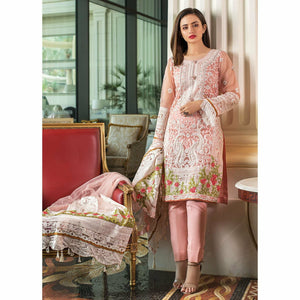 AlZohaib | Mahiymaan Luxury Lawn 21 | Design 07 - House of Faiza