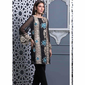 black kurti women clothing uk